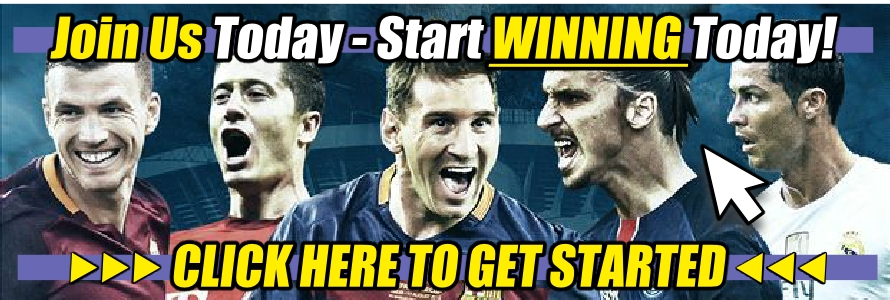 REFUSE TO LOSE! Join us today - start winning today with our # 1 rated football soccer tipping service!