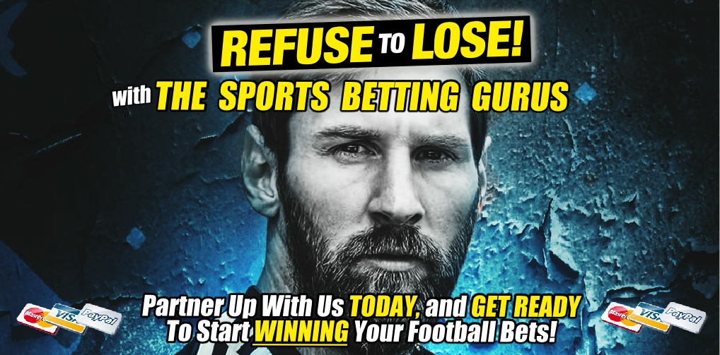 Join Us Today! The #1 Rated Football & Soccer Tips  Highest win